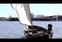 16 Wooden Boats Puuvene