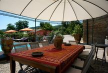 Gorgeous Italian Terraces and Views / Outside style