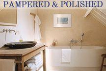 Bathrooms / Modern designs on bathrooms/showers