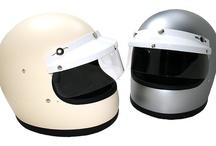 Motorcycle Helmets.