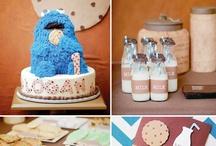 Me Love Milk And Cookies / by Catherine Zichichi