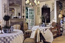 French Country Kitchens & Dinings