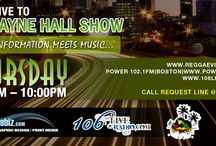 Wayne Hall Show / Are we blinded by love then marriage opens our eyes? Or is divorce simply the easy way out for our generation? Join us on The Wayne Hall Show tonight as we look at the alarming divorce rate and discuss its implications on our families and children. Listen from 8 PM until 10 PM on Power 102.1 FM Boston, www.power1021fm.com, www.106liveradio.com and www.reggaevibesradio.com
