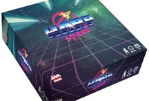Warp Speed / Warp Speed board game by JAM Games.