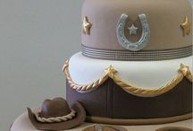 Cake Ideas / by Janet Larson