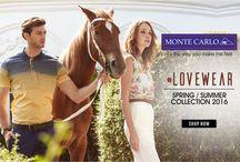 #Lovewear Summer 2016 Collection / Monte Carlo's Summer 2016 Collection - #Lovewear