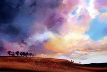Art - skies