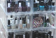 -It's All About Nail Polish Storage-