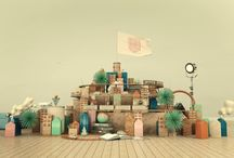 Motion Graphic & Animation Mood Films