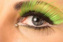 Eyelashes / Pasek intan