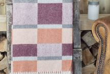 """IRISH TWEED WOOL THROWS / Our Tweed Wool Throws are hand crafted in Donegal. The Mill has been operating on the Atlantic Coast of Donegal Since 1953  """"manufactured locally with knowledge and skill that has been handed down from generation to generation """"  All the throws are woven at the mill by skilled craftsmen and women. The stunning surroundings of Donegal inspire and influence the designs. Truly Crafted"""