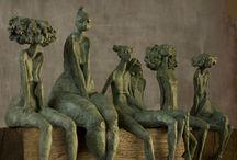 Planche d'inspiration [sculpture]