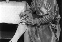 """Dans les Bas-fonds de Chicago / Images d'inspirations pour la soirée """"Dans les bas-fonds de Chicago"""". Dress-code : 20's, 30's, gangster, cabaret, music hall, prohibition."""