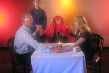 """Murder mystery parties / Murder mysteries, interactive mystery parties, corporate events, non-profit groups, fund-raisers, team building, private parties, children's parties, entertainment. Check out our web site at www.TheMysteryShop.com or call us at (630) 690-1105. We'll be happy to """"clue"""" you in!"""