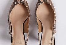 M&S shoes - retail therapy
