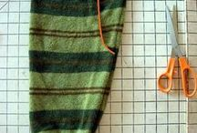 dětské kalhoty že svetru
