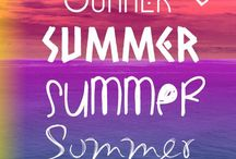 All things summer / Beautiful and happy things for our great lifestyle.