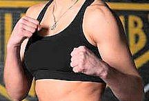 women vintage wrestling