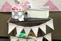 Katie's baby shower ideas / by Alicia Fore