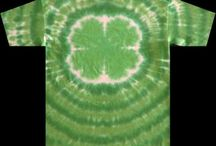 Holiday Themed Tie Dye / Tie Dye for your favorite holidays.