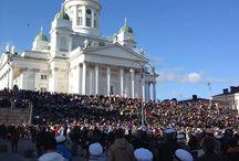 Helsinki  my love ❤️