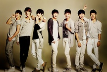 Infinite  / Infinite is a seven member South Korean Pop male group under Woollim Entertainment. The group consists of 7 members: Sunggyu, Dongwoo, Woohyun, Hoya, Sungyeol, L, and Sungjong. The group is known for their highly synchronized dancing.