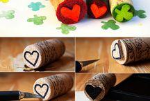 Basteln mit Korken / Aus #Korken kann man tolle Sachen machen - hier sammeln wir die besten Ideen :) #Kronkorken #basteln #DIY