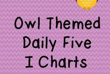 Daily 5/ Language Arts / by Courtney Koubek