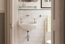 Bathroom / ideas for the bathrooms.