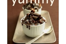 Recipe Books / Yummy and enticing recipe books I'd love to read and use someday. #recipe #book #cooking #baking #sweets #desserts #food