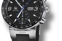 "Oris and car racing: ""racing watches for racing passion"""
