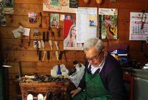 Arti e mestieri / professioni, arti, artisti, artigiani, tecniche, passioni