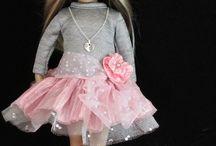 Куклы балерины наряды