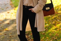 Fall & Winter Style / by Samantha Sotomura