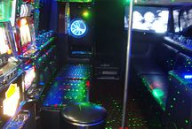 Our Party Bus Features