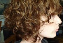 Curly & Wavy Hair