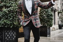 Holiday Suit Inspiration