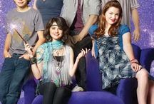 Wizards of waverley place / Show