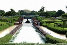 Taman Bunga ( Taman Mini Indonesia )