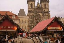 Christmas/Winter Prague