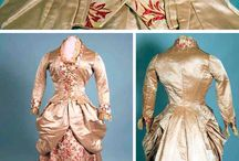 1880's Historical Clothing