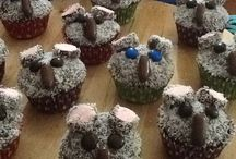 cupcake for aussie day