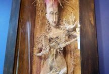 Jan Kerr's Art