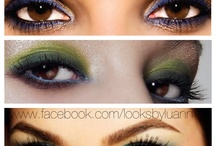 Make-up!  / by Grace E Gold
