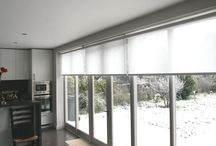 Window treatments / What will suit your windows? What do you like?