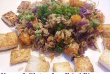 Vegan & Gluten-free Recipes