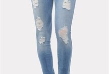Jeans / You can't go wrong with a pair of jeans