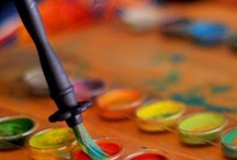 Creative Development / Children's Development in Creativity and The Arts - creating, responding and evaluating