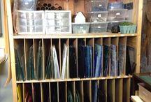 muebles para vitral