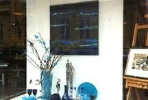 Window displays / Our Window displays  Designer - Marta Dyb  martadyb.no